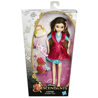 """Кукла Лонни """"Наследники Дисней"""", b3116 Hasbro"""