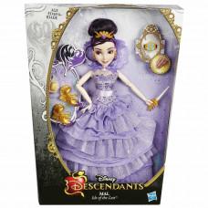 "Кукла Мэл ""Наследники Дисней"" Коронация, b3120 Hasbro"