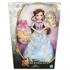 "Кукла Джейн ""Наследники Дисней"" Коронация, b3123 Hasbro"