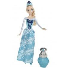 """Кукла Эльза """"Холодное сердце"""" в меняющемся платье, BDK33 Mattel"""