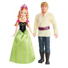 """Набор кукол Кристоф и Анна """"Холодное сердце"""", BDK35/CMT82 Mattel"""