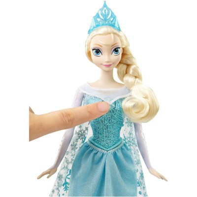 """Поющая кукла Эльза """"Холодное сердце"""", DFR33 Mattel"""