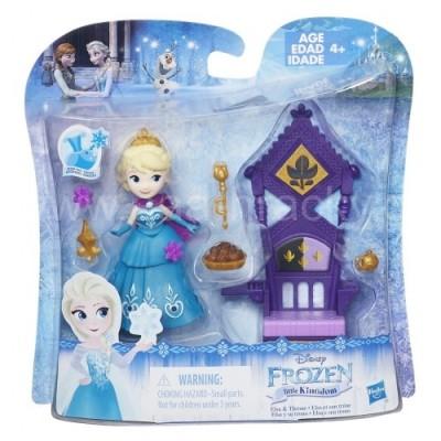"""Мини-кукла Эльза с аксессуарами """"Холодное сердце"""", b5188 Hasbro"""