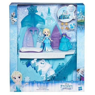 """Игровой мини-набор """"Ледяной замок Эльзы"""", b5197 Hasbro"""