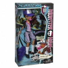 Кукла Клодин Вульф Monster High, BJR12 Mattel