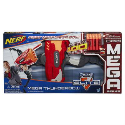 Бластер Nerf Mega лук, a8768 Hasbro