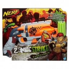 Бластер Зомби Хаммершот, a4325 Nerf Hasbro