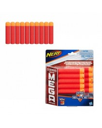 Набор стрел N-Strike Elite Mega 10 штук, a4368 Nerf Hasbro