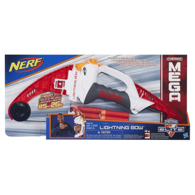 Легкий лук Mega Nerf, a6276 Hasbro