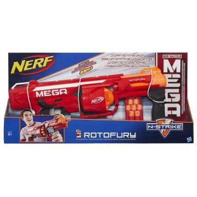 Бластер Nerf Mega РотоФьюри, b1269 Hasbro