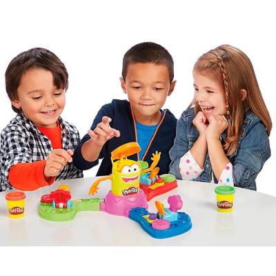 """Настольная игра Play-Doh """"Прямо в цель"""", a8752 Hasbro"""