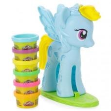 "Игровой набор ""Стильный салон Рейнбоу Дэш"" Play-Doh, b0011 Hasbro"