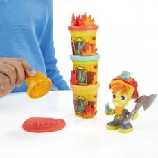 """""""Пожарная машина"""" Play-Doh Город, b3416 Hasbro"""