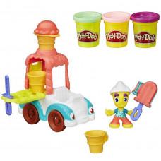 """Грузовичок с мороженым"" Play-Doh Город, b3417 Hasbro"
