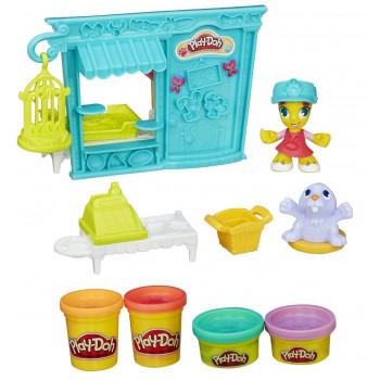 """""""Магазинчик животных"""" Play-Doh Город, b3418 Hasbro"""