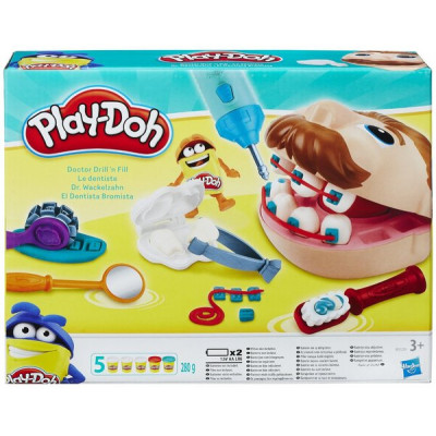 """Мистер Зубастик"" Play-Doh, b5520 Hasbro"