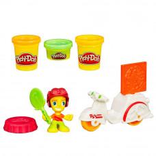 """""""Доставка пиццы"""" Play-Doh Город, b5959 Hasbro"""