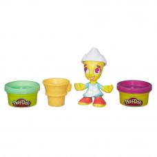 Мороженщица Play-Doh Город, b5960 Hasbro