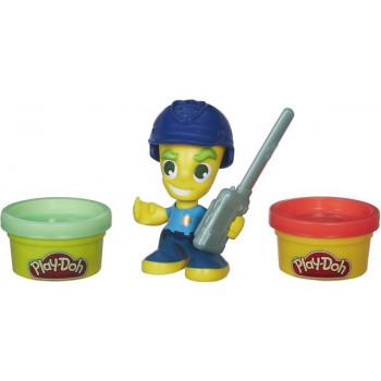 Полицейский Play-Doh Город, b5960 Hasbro