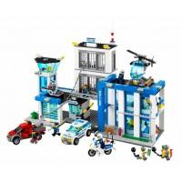 Полицейский участок, 60047 Lego