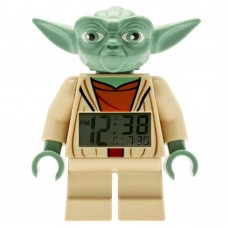 "Часы-будильник ""Йода"", LEGO Star Wars"
