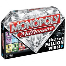 Игра Монополия Миллионер, 98838 hasbro