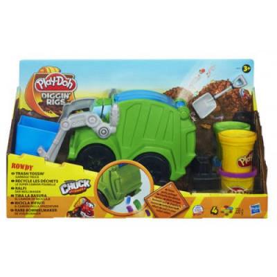 """Игровой набор """"Дружелюбный Руди"""", a3672 Play-Doh Hasbro"""