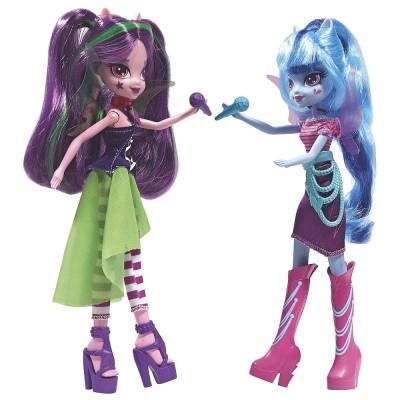 Куклы My Little Pony Equestria Girls Рок-звезды, a9223 Hasbro