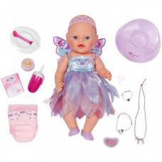 Интерактивная кукла Baby Born Фея, 820698 Zapf